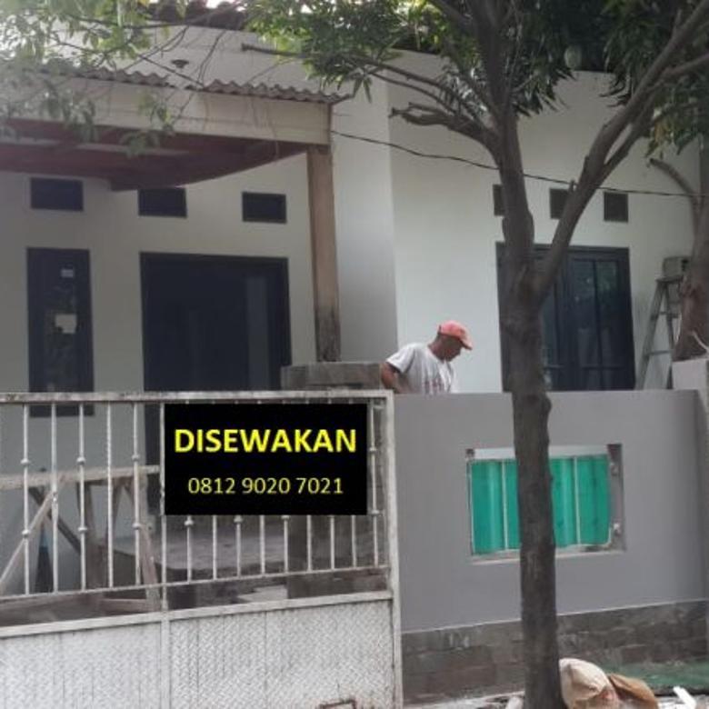 rumah dekat taman dan masjid, Bintara , Dekat Tol dan KRL
