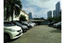 Dijual Tanah Bonus Bangunan Jl.Bek Murad , Karet Kuningan ,Jakarta Selatan