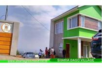 Dijual Rumah Cluster Semi Villa di Sharia Dago Village, Bandung