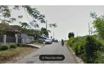 Tanah di Jalan Raya Gas Alam, Strategis Akses 3 Pintu Tol