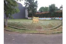 Dijual Tanah Murah di Perumahan Banjar WIjaya Tangerang (283m2)