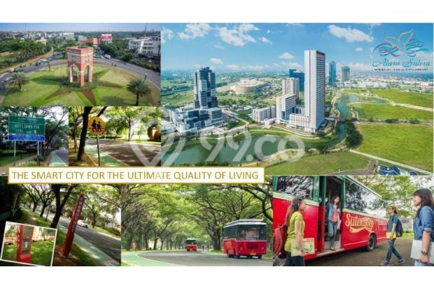 Dijual Apartemen Studio Strategis di Pacific Garden Alam Sutera Tangerang 13167684