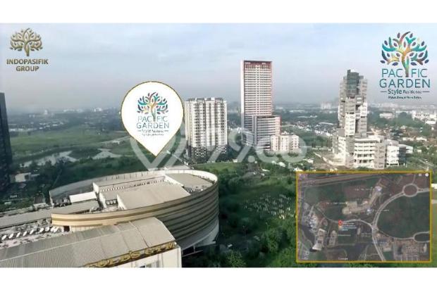 Dijual Apartemen Studio Strategis di Pacific Garden Alam Sutera Tangerang 13167689