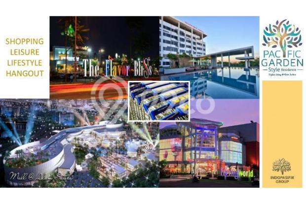 Dijual Apartemen Studio Strategis di Pacific Garden Alam Sutera Tangerang 13167690