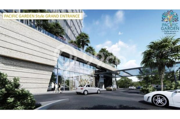 Dijual Apartemen Studio Strategis di Pacific Garden Alam Sutera Tangerang 13167697