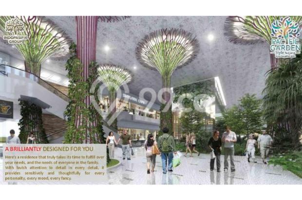 Dijual Apartemen Studio Strategis di Pacific Garden Alam Sutera Tangerang 13167696