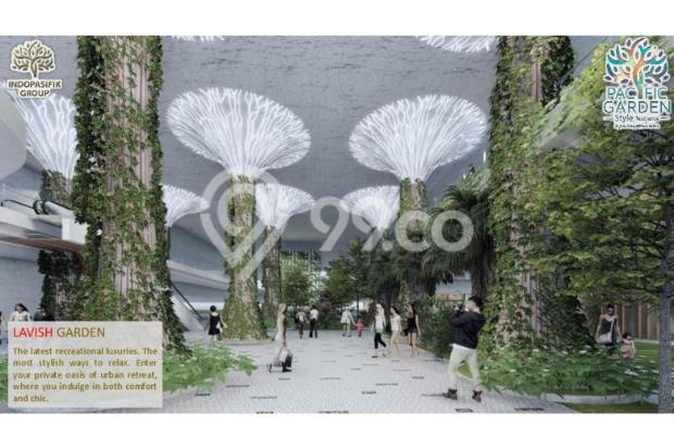 Dijual Apartemen Studio Strategis di Pacific Garden Alam Sutera Tangerang 13167695
