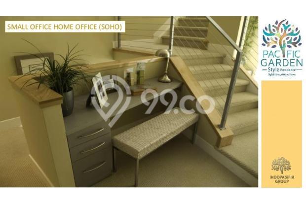 Dijual Apartemen Studio Strategis di Pacific Garden Alam Sutera Tangerang 13167699