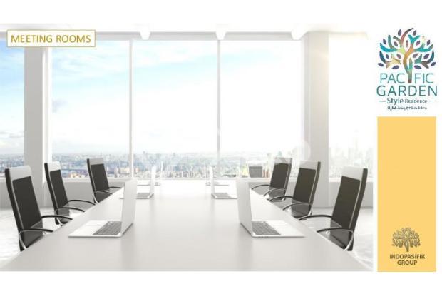 Dijual Apartemen Studio Strategis di Pacific Garden Alam Sutera Tangerang 13167698