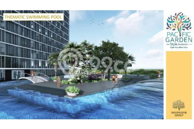 Dijual Apartemen Studio Strategis di Pacific Garden Alam Sutera Tangerang 13167703