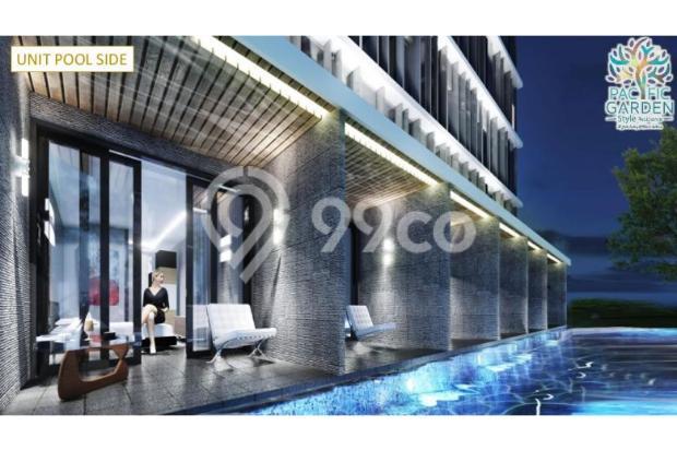 Dijual Apartemen Studio Strategis di Pacific Garden Alam Sutera Tangerang 13167705