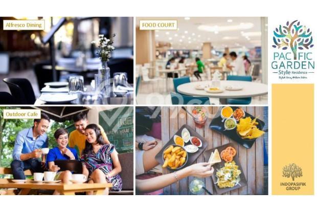 Dijual Apartemen Studio Strategis di Pacific Garden Alam Sutera Tangerang 13167711