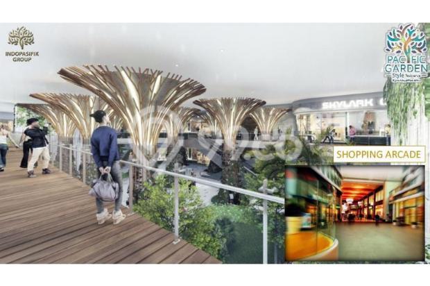 Dijual Apartemen Studio Strategis di Pacific Garden Alam Sutera Tangerang 13167710