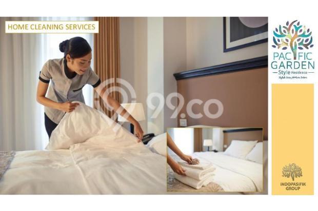 Dijual Apartemen Studio Strategis di Pacific Garden Alam Sutera Tangerang 13167713