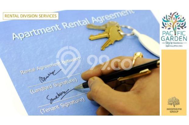 Dijual Apartemen Studio Strategis di Pacific Garden Alam Sutera Tangerang 13167714