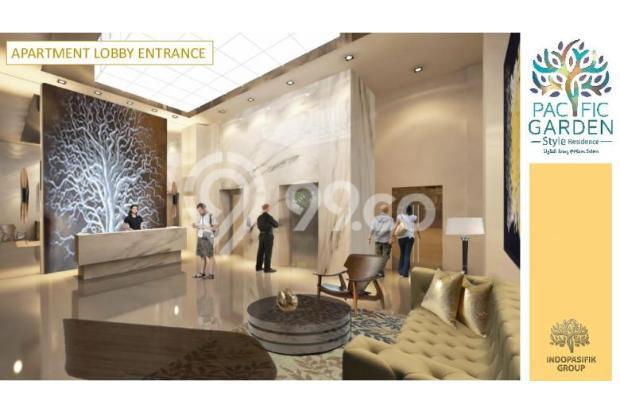 Dijual Apartemen Studio Strategis di Pacific Garden Alam Sutera Tangerang 13167716