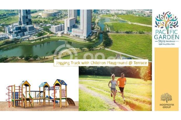 Dijual Apartemen Studio Strategis di Pacific Garden Alam Sutera Tangerang 13167720