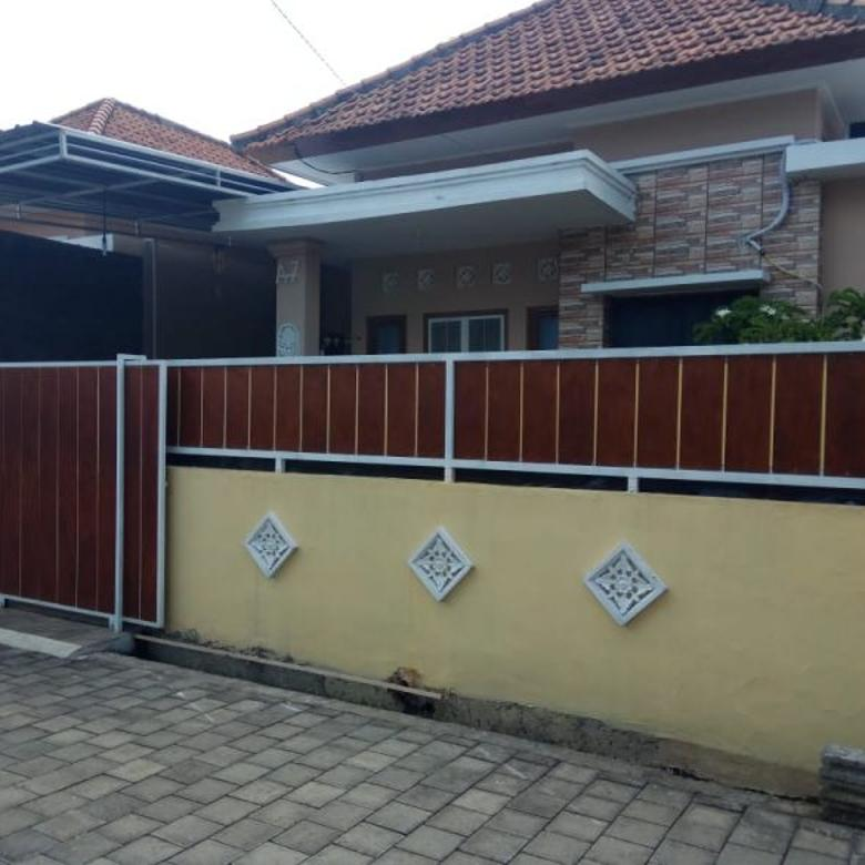 Rumah Baru Pesona Sawah Asri Ubud Gianyar