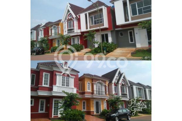 Dijual Rumah cluster Rapi bebas banjir serpong tangerang. 14983292