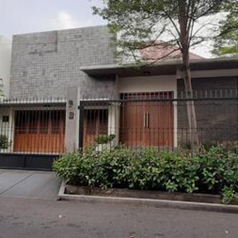 Rumah Mewah nan Asri Ampera Kemang Jak Sel