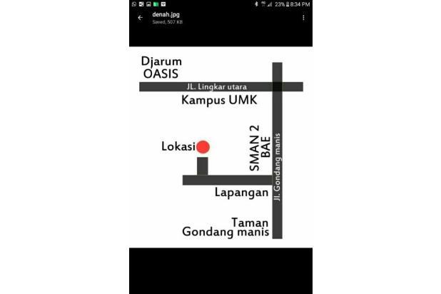 Rumah baru kudus dekat kampus universitas Muria Kudus 15893337