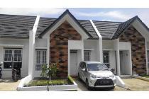 Rumah baru DP murah, di Pasir Jati, Ujungberung, Bandung.