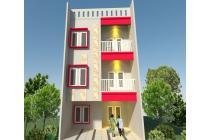 Dijual Rumah Kos 28 pintu baru  Indent di Tanjung duren, Jakar