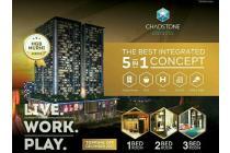 Apartment Chadatone Cikarang cicil 48x, Tanpa Dp, Tanpa Survey Bank