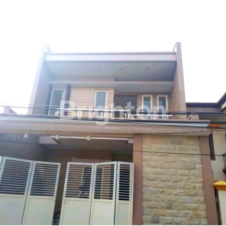 Rumah 2 Lantai Baru Gress Minimalis Bagus Ciamik