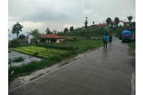 Tanah SHM Lokasi Strategis di Karyawangi Parongpong
