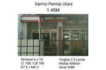 Rumah Darmo Permai Utara Surabaya