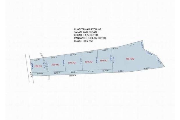 Kavling Pesona Pantai Balian Kawasan Pembangunan Tol 10487594
