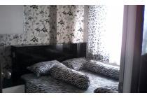 Disewa Apartemen Mutiara Bekasi, Tipe 2 BR Furnished Siap Huni, Bekasi