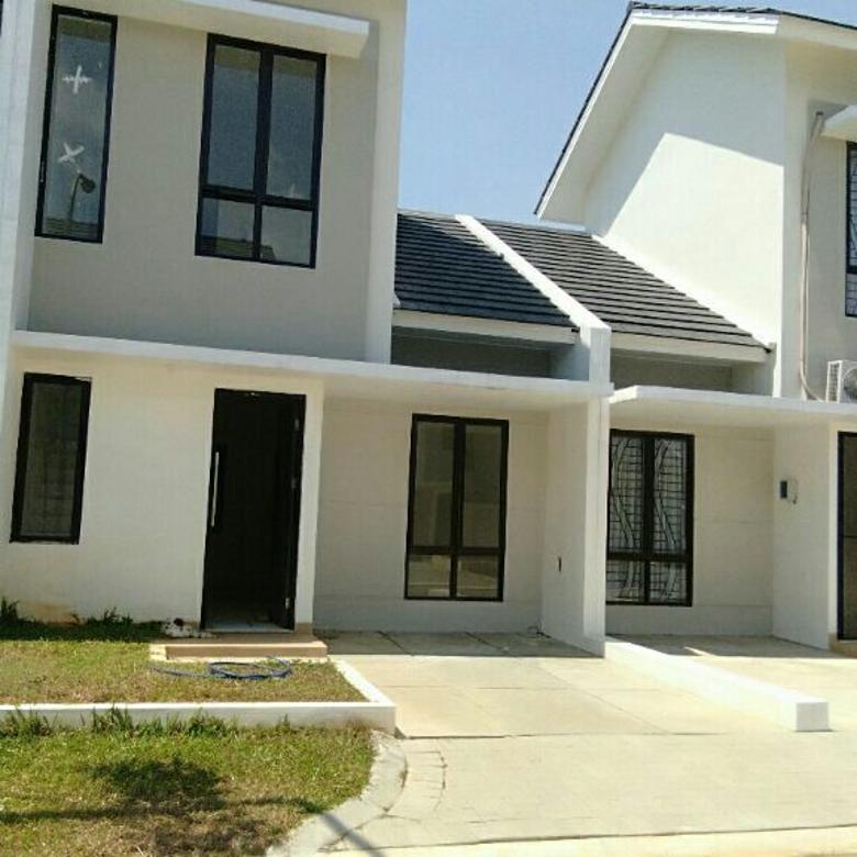 Rumah tinggal clusterDp.cicil 15 bulan Murah hook Tangerang