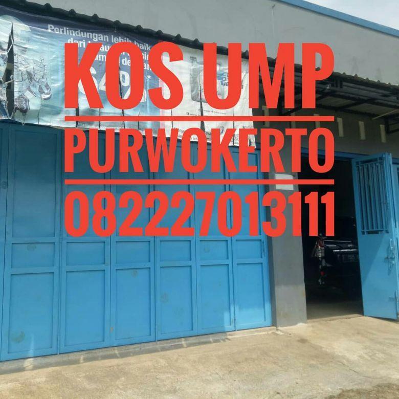 Rumah KOS Kompleks kampus UMP Purwokerto