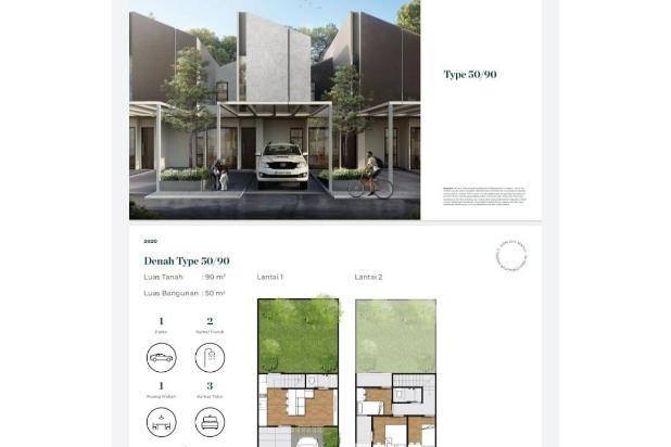 Rp913jt Rumah Dijual