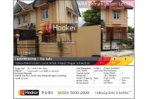 Dijual Rumah Taman Palem Lestari HOOK NGANTONG Jakarta Barat