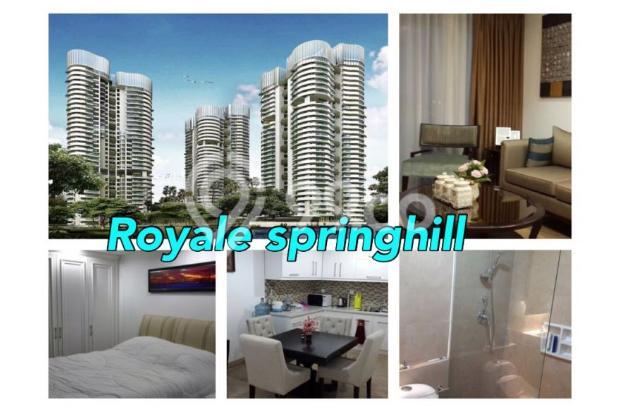 Apartemen Royalle Springhill,119m2,Fully Furnished 13245304