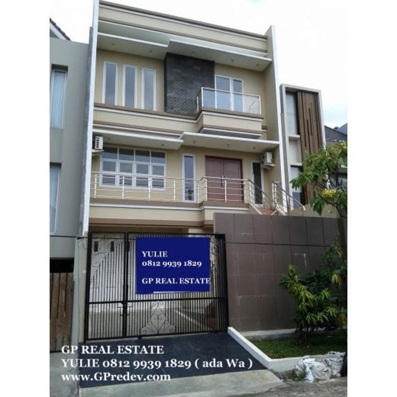 Rumah Dijual Kembang Elok Puri Indah 7.25M ng New Turun harga