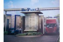 Bizpark 3 Gudang Berstandart Internasional, Strategis Siap Pakai @Bekasi