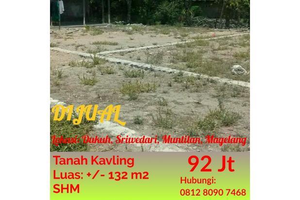 Rp63,7jt Tanah Dijual
