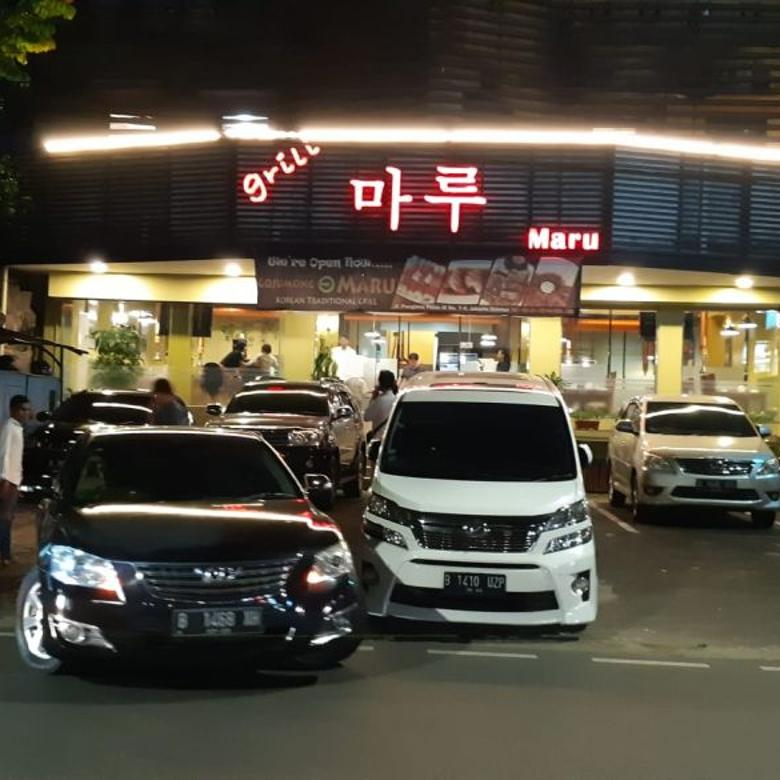 Dijual Resto Lokasi Strategis di Panglima Polim, Jaksel