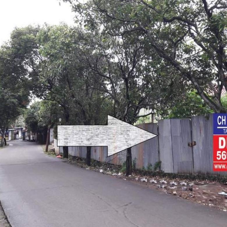 DIJUAL Tanah cocok dibangun ruang usaha, kantor di Ciledug (GA13927-MD)