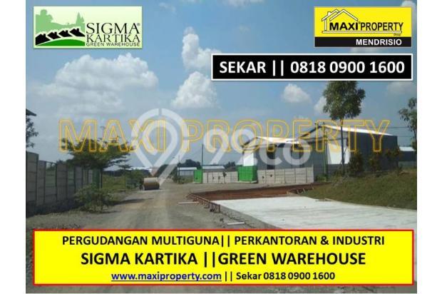 Dijual Kavling Lokasi Bagus Dekat Perbatasan Bogor dan Tangerang 17119731