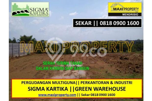 Dijual Kavling Lokasi Bagus Dekat Perbatasan Bogor dan Tangerang 17119735