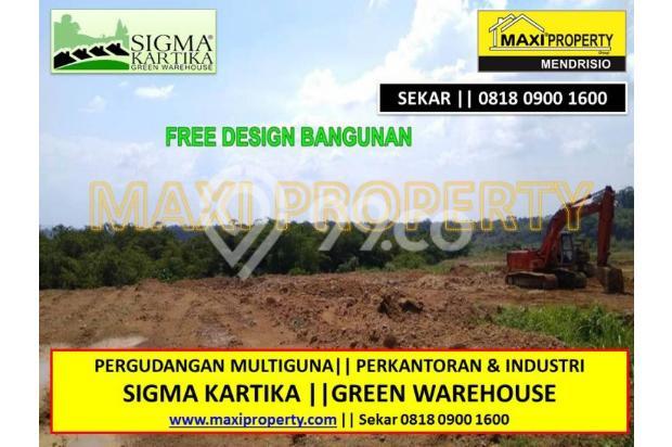 Dijual Kavling Lokasi Bagus Dekat Perbatasan Bogor dan Tangerang 17119740