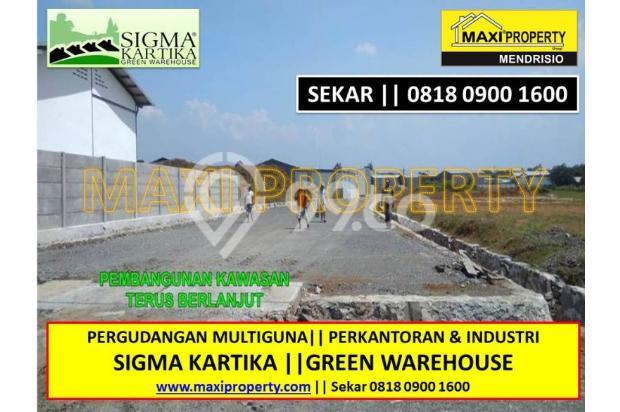 Dijual Kavling Lokasi Bagus Dekat Perbatasan Bogor dan Tangerang 17119804