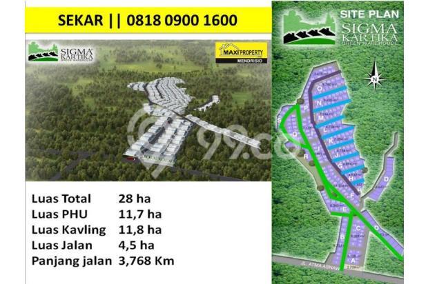 Dijual Kavling Lokasi Bagus Dekat Perbatasan Bogor dan Tangerang 17119816