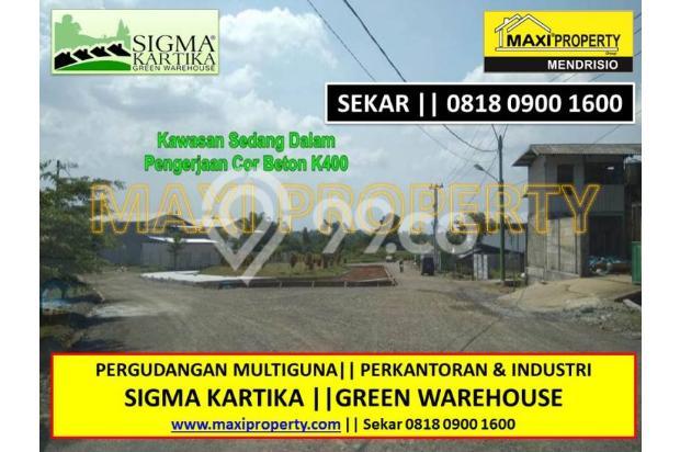 Dijual Kavling Lokasi Bagus Dekat Perbatasan Bogor dan Tangerang 17119827