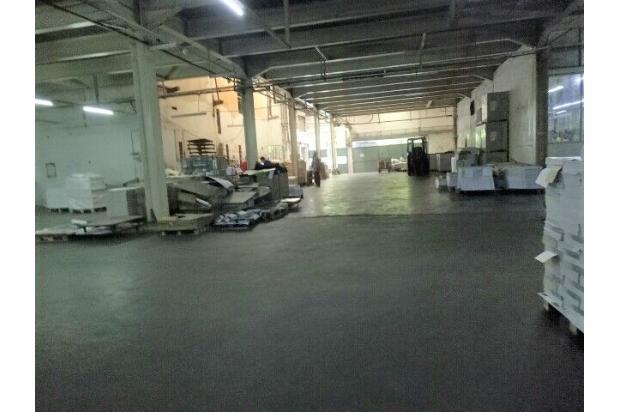 gudang luas 1423 m2 plus kantor jl. p. jayakarta, lokasi strategis